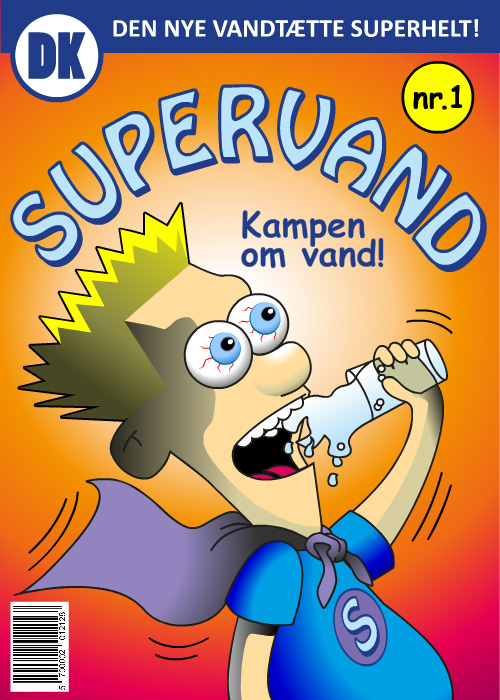 Supervand: Oplæg til projektet Drik Vand.